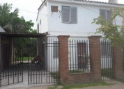 Alquilamos casa duplex 3 dormitorios c garaje patio b aunar en resistencia