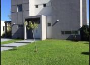 Casa en alquiler de 4 ambientes en barrio los alisos nordelta 3 dormitorios