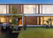 Casa en alquiler amueblada al Lago Nordelta 4 dormitorios