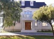 Casa estilo frances al agua hermosa 4 dormitorios