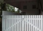 Alquiler temporario en villa gesell 2 dormitorios