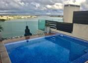 Departamento en alquiler de 3 ambientes amoblado con terraza en praia portezuelo nordelta 2 dormitor