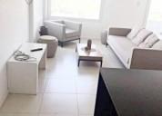 Lofts amoblado dos ambientes esquina bahia calle 1 dormitorios