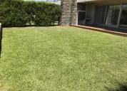alquiler departamento 4 ambientes con jardin yoo nordelta 3 dormitorios