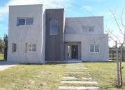 Bustamante propiedades san gabriel 8625 barrio cerrado casa alquiuler anual 3 dormitorios