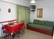 alquiler departamento 2 ambientes macrocentro mar del plata 1 dormitorios