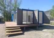 Alquilo depto 2 dormitorios con conteiner maritimos barrio pecini en general roca