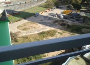 Departamento monoambiente en alquiler en edificio frente al rio 1 dormitorios