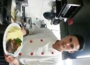 Busco empleo ayudante de cocina cocinero minutero bachero mozo en florencio varela