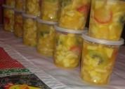 Ventas de ensalada de frutas