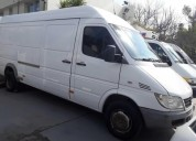 Mercedes sprinter con duales 12121 kms cars