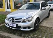 Mercedes benz clase c 1 8 avantgarde b efficiency 2011 104000 kms cars