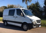 Mercedes benz sprinter 411 equipada 2016 con kms 1000 000 41000 kms cars