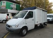 Mercedes benz sprinter 2 1 313 chasis cab 3550 c caja 2011 120000 kms cars