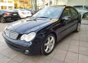 Mercedes benz clase c 200 sport edition at 2007 156000 kms cars