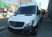 Mercedes benz sprinter 515 furgon largo te dual aire ac 0 km cars