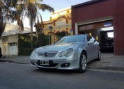 Mercedesbenz clase c 2 3 sportcoupe v6 evolution at 90000 kms cars