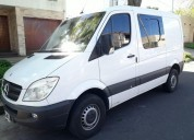 Mercedes benz sprinter 411 3250 street v2 con asientos 2 1 hdi 2016 55300 kms cars