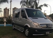 Mercedes benz sprinter 415 silver edicion 3250 furgon mixto 2015 150000 kms cars