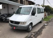 Mercedes benz sprinter 2 5 141 2000 financio permuto 21000 kms cars