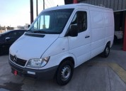 Sprinter 2 1 313 2012 financio permuto 90000 kms cars