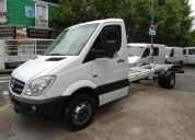 Mercedes benz sprinter 2 1 515 chasis 4325 aa 2018 cars