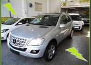 Mercedes benz ml 350 luxury at 4x4 2009 139800 kms cars