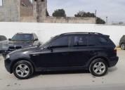 Bmw x3 25 i xdrive limited edition 2008 nafta 172000 kms cars