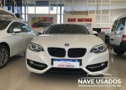 Bmw coupe 2 0 15000 kms cars