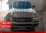Chevrolet s10 2 8 turbo 4x2 doble cabina ano 2003 189000 kms cars