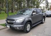 Chevrolet s10 ltz aut 4x4 a 0km 2013 permuto 162000 kms cars