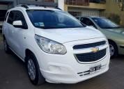 Chevrolet spin 1 8 lt 2014 nafta 86000 kms cars