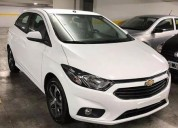Chevrolet onix adjudicado cars