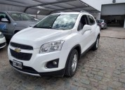 Chevrolet tracker ltz 4x2 1 8 2014 82000 kms cars