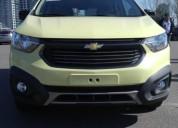 Chevrolet spin entrega pactada cars