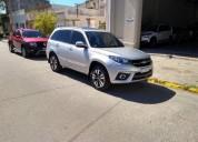 Chery tiggo 3 luxury cvt 2018 15800 kms cars