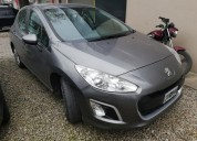 Peugeot 308 1 6 allure 2013 financiacion 65000 kms cars