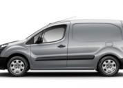 Nueva peugeot partner furgon anticipo y cuotas cars