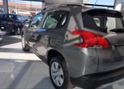 peugeot 2008 1 6 nafta anticipo y cuotas cars