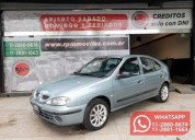 Renault megane 2 0 150 hp 2000 rpm moviles 152000 kms cars