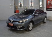 Renault fluence 2 0 nafta 2015 4 puertas color gris oscuro 51000 kms cars