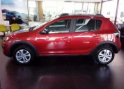 Renault sandero stepway 2019 100 financiado cars