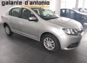 Renault logan entrega inmediata contado anticipocuotas toma de usados cars