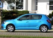 Renault sandero financiado fabrica cars
