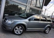 Dodge journey 2 7 rt 3 filas y cuotas 89000 kms cars