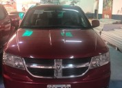 Dodge journey rt 7 asientos 105000 kms cars