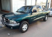 Dodge dakota sport v6 magnum nafta gnc p cabina y 1 2 280000 kms cars