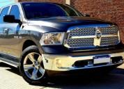 Dodge ram 1500 laramie 4x4 2016 5 7l v8 hemi 60 000 km unico dueno titular 60000 kms cars