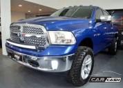 Dodge ram laramie 4x4 5 7 v8 gnc carcash 98000 kms cars