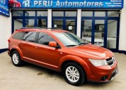Dodge journey 2 4 sxt 7 asientos 2013 unica mano 150000 kms cars